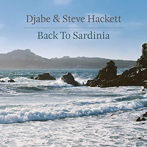CD : DJABE / HACKETT,STEVE - Back To Sardinia (2 Discos)