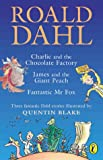Dahl Omnibus: Charlie and the Chocolate Factory / Fantastic Mr Fox / James and the Giant Peach