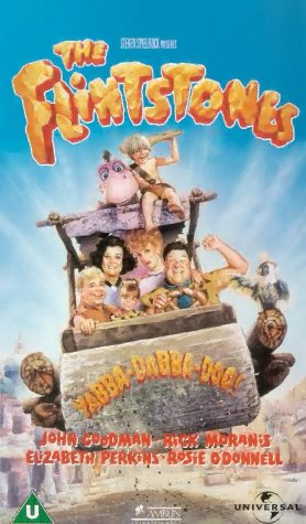 The Flintstones - Die Familie Feuerstein [VHS]