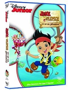 Jake Y Los Piratas De Nunca Jamás [DVD]