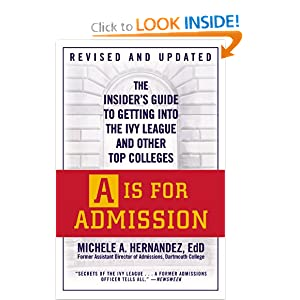 a is for admission the insideru002639s guide to getting into the ivy inside the insiders guide to egg donation and why this book matters 300x300