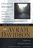 Investigations of Avram Davidson