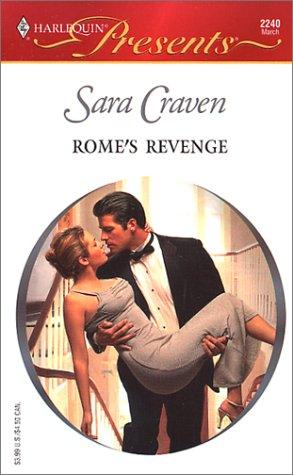 Romes Revenge, SARA CRAVEN