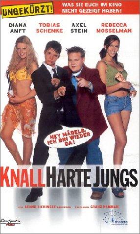 Knallharte Jungs [VHS]