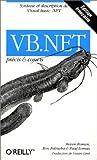 VB.NET: Précis et Concis (French Edition) (2841772500) by Roman, Steven