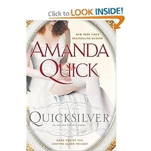 Quicksilver (Thorndike Press Large Print Basic Series) Amanda Quick