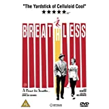 Breathless [DVD] [1961]by Jean-Paul Belmondo