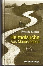 Heimatsuche : by Rosalie Linner