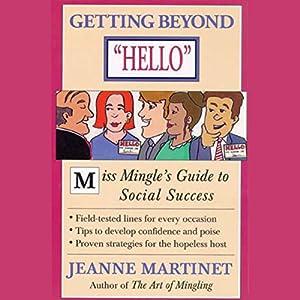 Getting Beyond Hello Audiobook