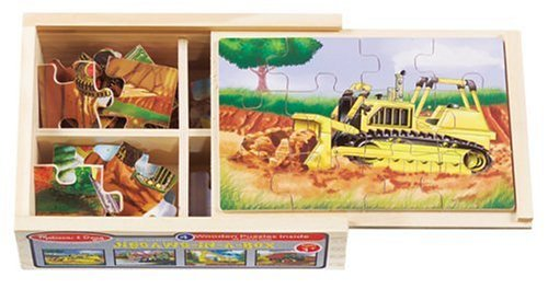 Melissa & Doug Construction in a Box - 1