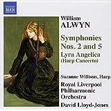 Symphonien Nr. 2+5/Lyra Angelic
