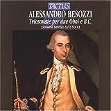 Besozzi Trio Sonatas for 2 Oboes