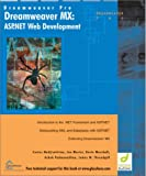 img - for Dreamweaver MX: ASP.NET Web Development book / textbook / text book