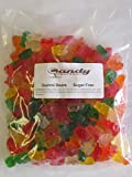 Gummi Bears Candy Sugar Free 2lb Bag