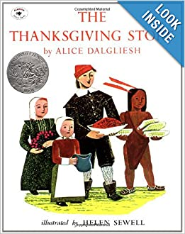 The Thanksgiving Story in 2nd Grade, The Schroeder Page