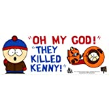 South Park - They Killed Kenny Bumper Sticker