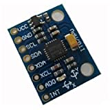 SODIAL(R)MPU-6050モジュール3軸アナログジャイロセンサ+加速度センサーモジュールMPU 6050用