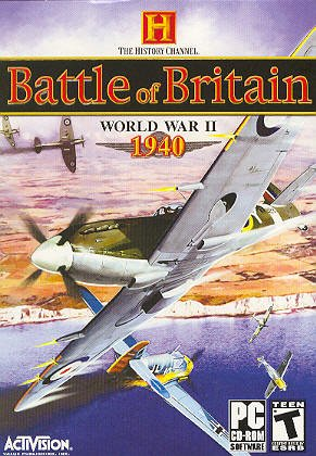 The History Channel: Wwii Battle Of Britain - Pc