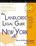The Landlord's Legal Guide to New York (Landlord's Legal Guide in New York)