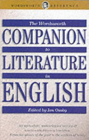 Companion to Literature in English, IAN OUSBY