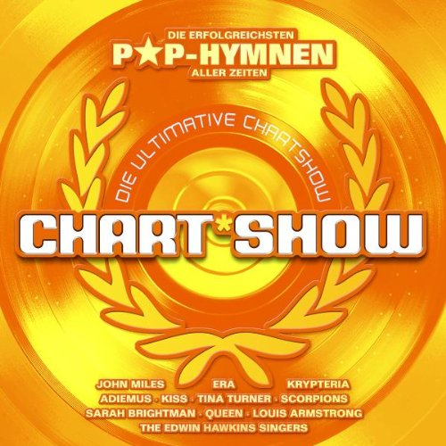 VARIOUS DIE ULTIMATIVE CHARTSHOW-POP-HYMNEN