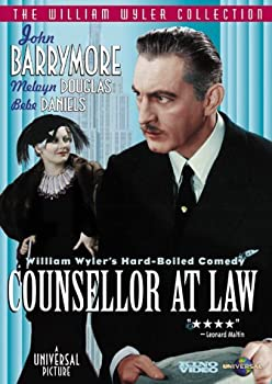 "Cover of ""Counsellor-at-Law"""