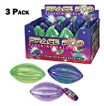 Light Up Football 3 Pack Bundle - Spa...