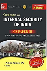 Internal Security and Disaster Management: GS Paper 3