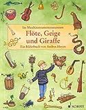 Im Musikinstrumentenmuseum: Flöte, Geige und Giraffe title=