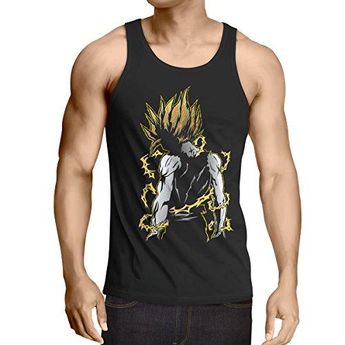 style3-Goku-Pop-Art-Power-camiseta-de-tirantes-para-hombre-tank-top-TallaMColorNero