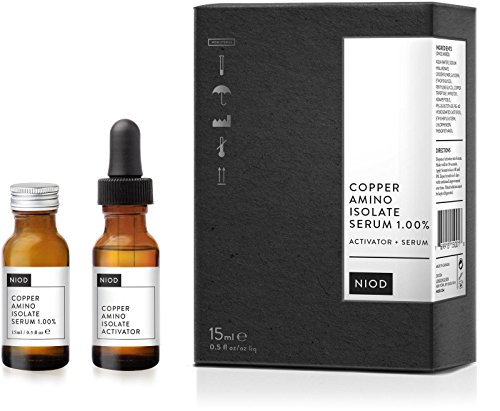 NIOD Copper Amino Isolate Serum 1.00% - 0.5 Oz (Target Depart compare prices)