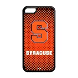 Charming NCAA Syracuse Orange Apple Iphone 5C Case Cover TPU HD Picture