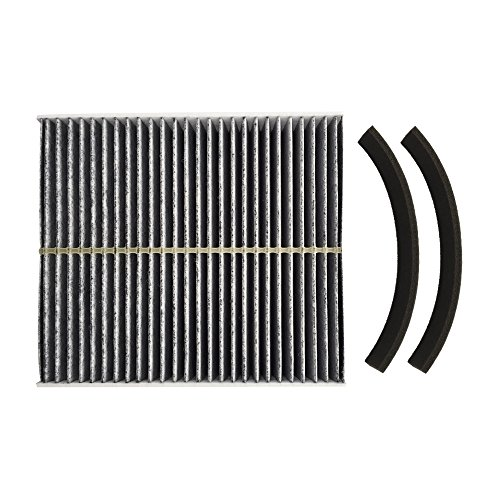 Jetchamp JET-2252K/2(CF10140) Fresh Breeze Cabin Air Filter Replacement compatible with INFINITI/ NISSAN