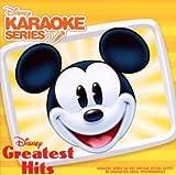 [Disney's Karaoke Series] Disney's Greatest Hits by Various (2009) Audio CD