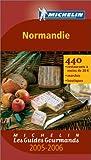 echange, troc Michelin - Les Guides Gourmands : Normandie