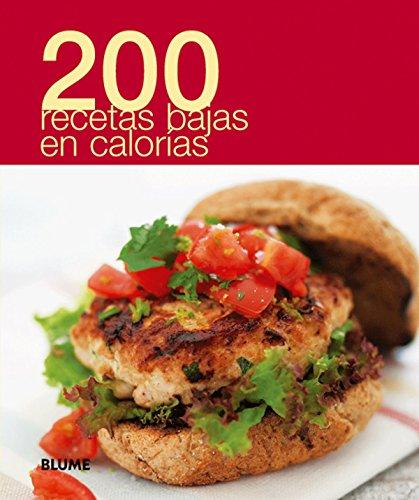 200 RECETAS BAJAS EN CALORIAS