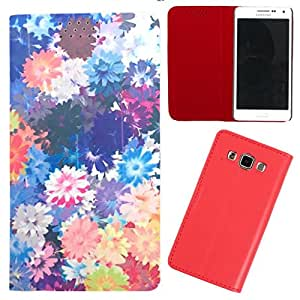 DooDa - For LG G3 PU Leather Designer Fashionable Fancy Flip Case Cover Pouch With Smooth Inner Velvet