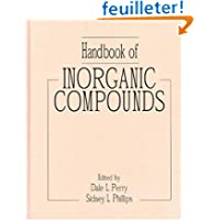 Handbook of Inorganic Compounds
