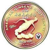 American Ginseng Candy Tin