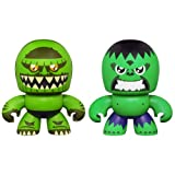 Marvel The Avengers Mini Muggs Hulk and Abomination Figures