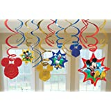 Disney Mickey Mouse Hanging Swirl Value Pack