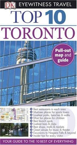 Top 10 Toronto (Eyewitness Top 10 Travel Guides)