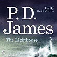 The Lighthouse Audiobook by P. D. James Narrated by Daniel Weyman