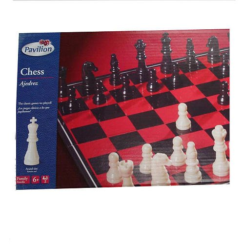 Cardinal Chess Set the King of Games (Premier Edition)