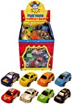 8 Pull Back Cars Toys / 8 Designs / B...