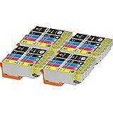 20 compatibili 26 XL INK Cartucce per Epson XP-510 XP-600 XP-605 XP-610 XP-615 XP-700 XP-800