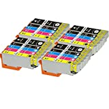 20 Compatible 26 XL Ink Cartridges For Epson Printer