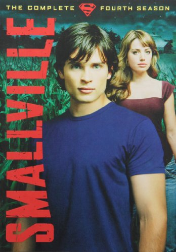 DVD : Smallville: The Complete Fourth Season (, Dolby, Repackaged, Widescreen, 6 Disc)