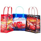 Disney Car Party Favor Licensed Goody Gift Bags - 8