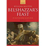 Belshazzar's Feast: Vocal scoreby William Walton